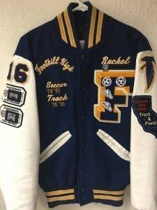 CDS Varsity jacket example 00001