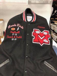 CDS Varsity jacket example 00021