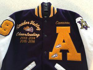 CDS Varsity jacket example 00032